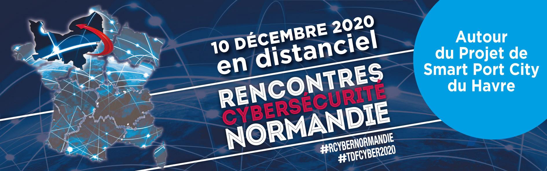 RCyber Normandie, les rencontres de la cybersécurité par Cybercercle
