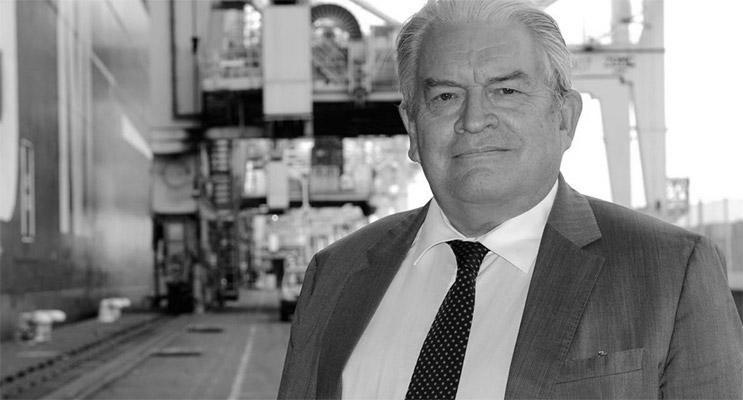 Michel Segain, Union maritime et portuaire