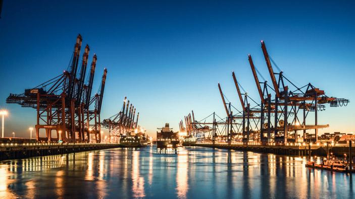Le projet Smart Port City au Havre